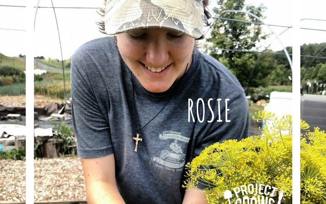 Youth Leader Spotlight: Rosie